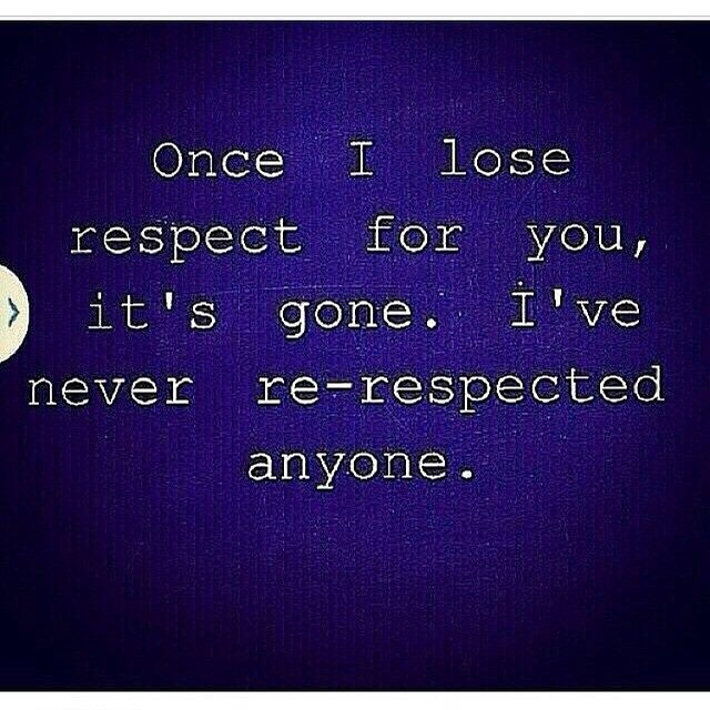 Respect is something that its earned, once lost its very difficult to reinstate! #respect #business #lifestyle #success<br>http://pic.twitter.com/DMcivCVEbY