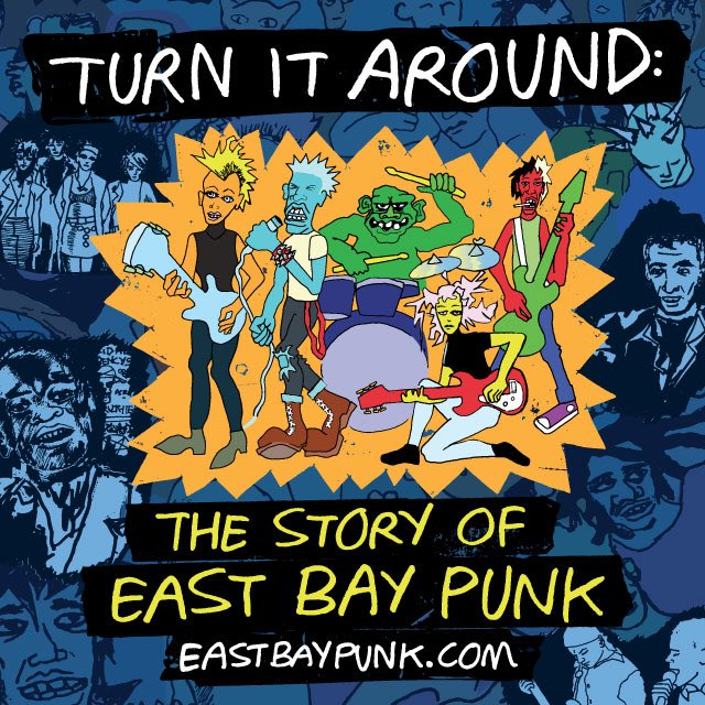 Listen up #NYC — @ebpunxmovie  opens 07/28 at @IFCCenter. Grab a ticket and experience the origins of #EastBayPunk:  http:// bit.ly/2gTacfs  &nbsp;  <br>http://pic.twitter.com/6BvLtpVJOY
