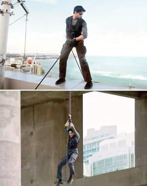#Bollywood | @S1dharthM free-fall from a 60-storey building.  http:// bit.ly/2eGRwi9  &nbsp;  <br>http://pic.twitter.com/erAos0GCUA