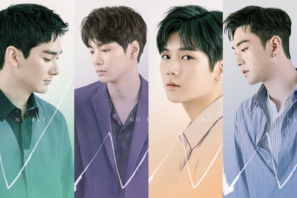 NU'EST W to greet fans as a full unit for the first time since 'Produce 101' https://t.co/Ev0Gem08mj
