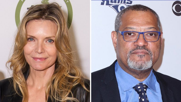 Michelle Pfeiffer and Laurence Fishburne are joining the Marvel Cinematic Universe in #AntMan sequel https://t.co/Uuqj5KotoT