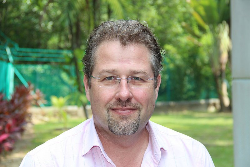 #PressRelease WorldFish announces the appointment of next Director General, Dr. Gareth Johnstone:  http:// bit.ly/2eGMSRt  &nbsp;  <br>http://pic.twitter.com/wu6SUqysQf