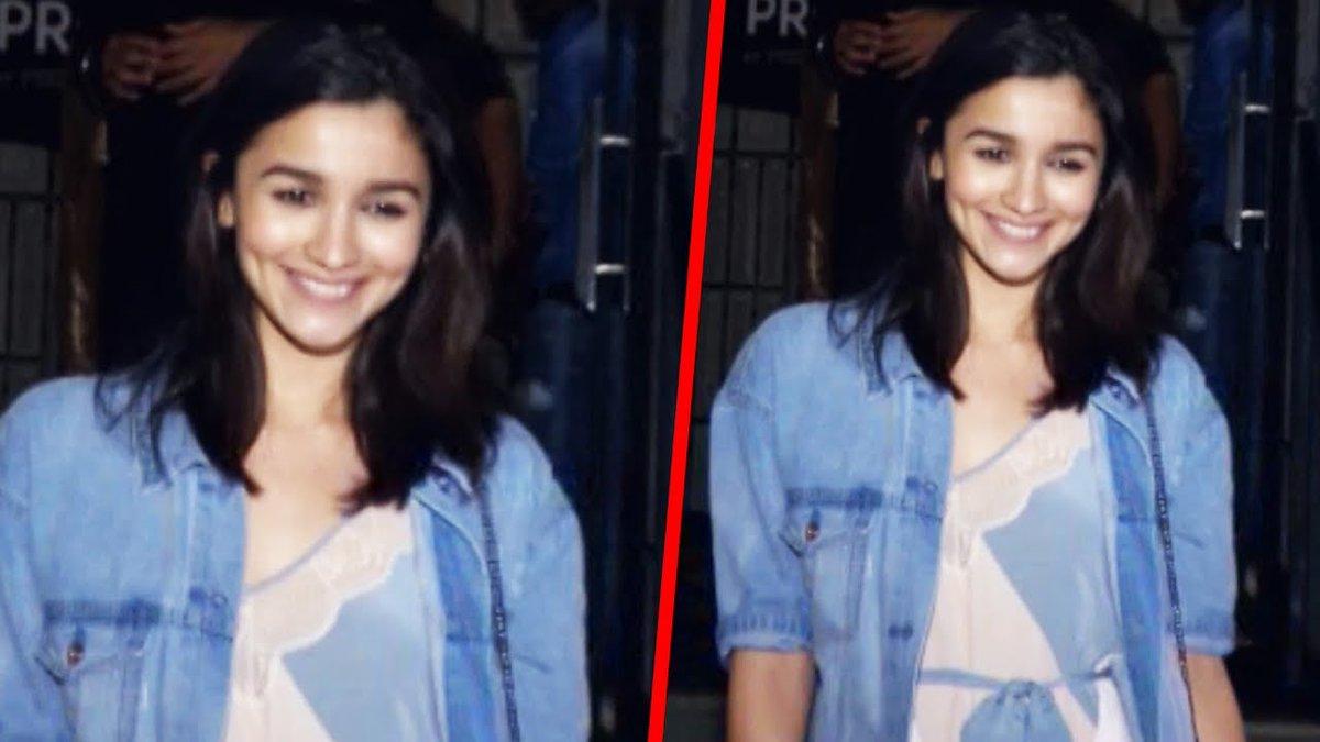 Cutiepie #AliaBhatt At #FilmfareEditor #JiteshPillai&#39;s #BirthdayParty Check Out  http:// goo.gl/1St3rw  &nbsp;  <br>http://pic.twitter.com/ku73JpqzNT