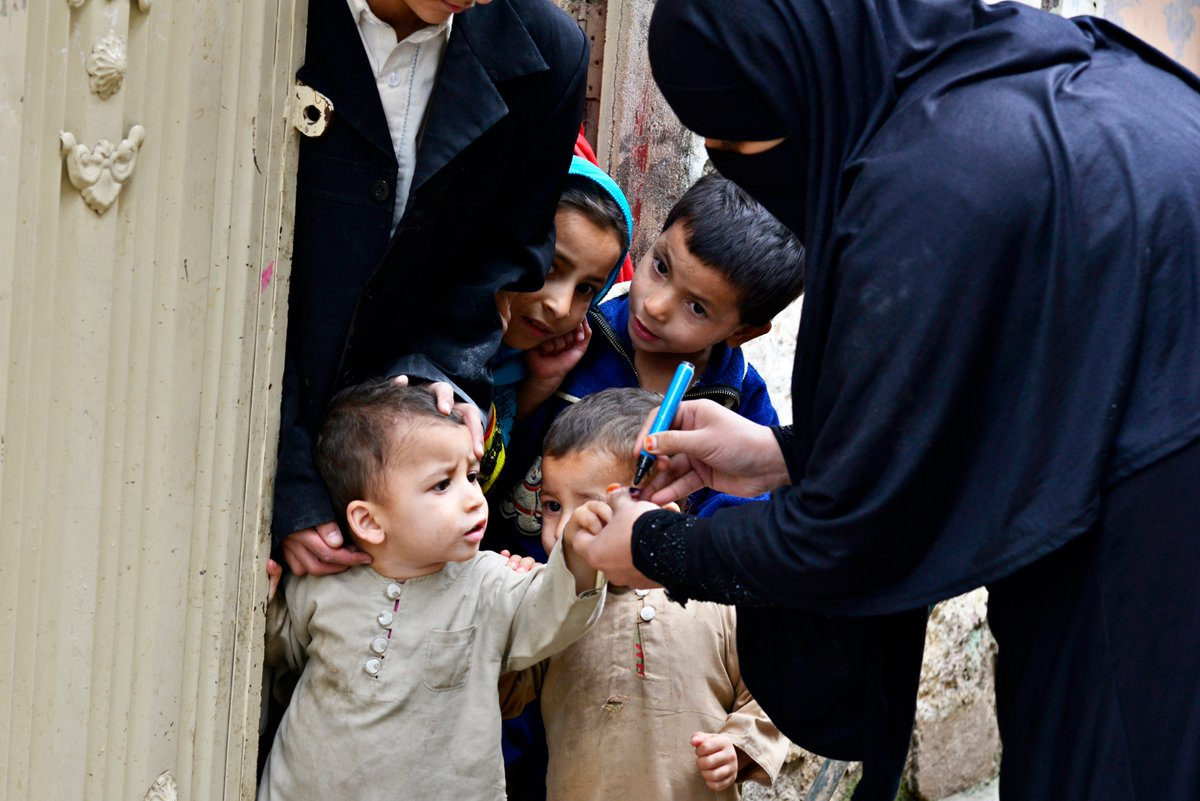 How to protect a child from polio