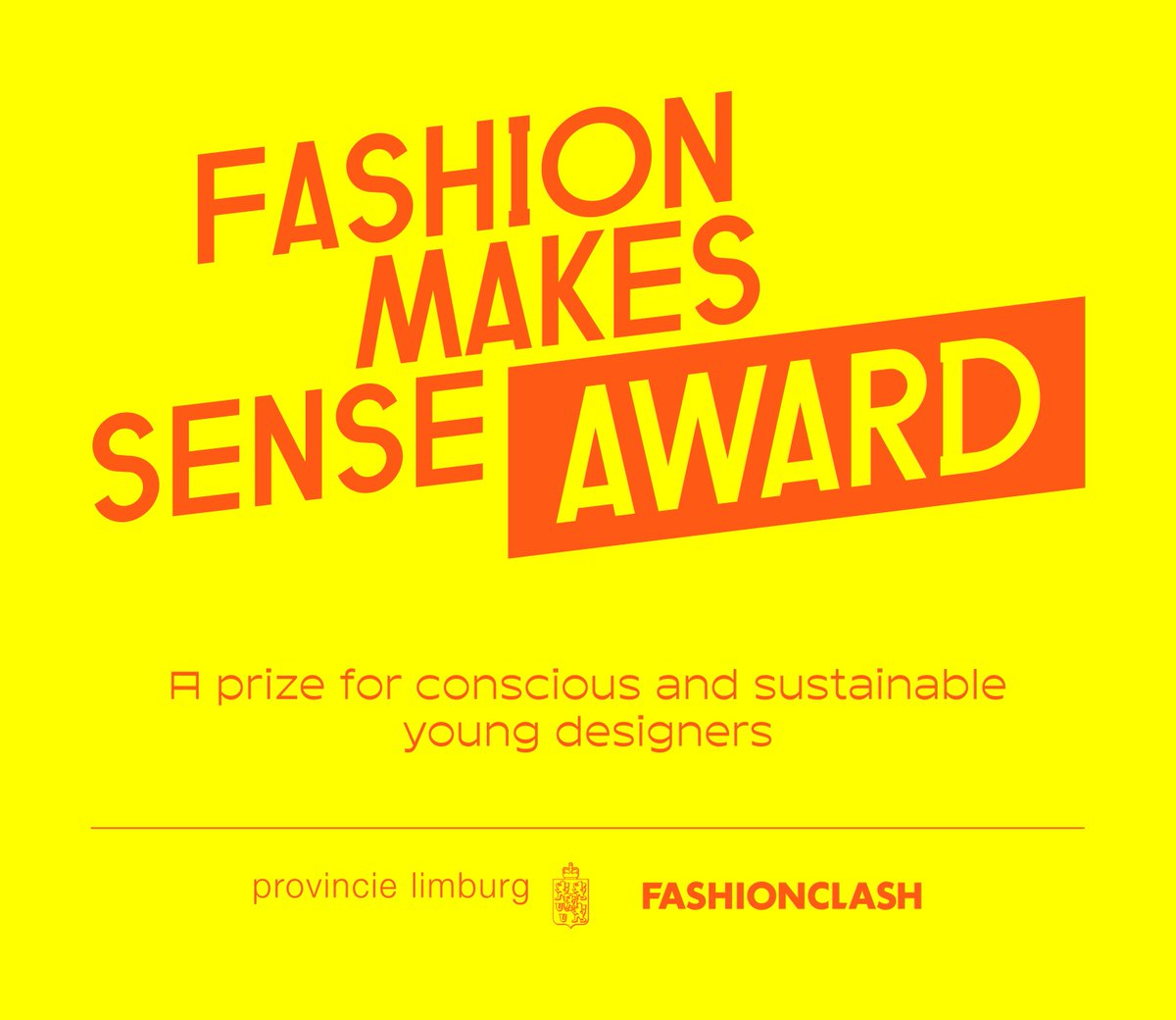 Vcuarts Qatar On Twitter Fashion Makes Sense Award An Award For Conscious New Generation Designers With Innovative Ideas For Sustainability Https T Co X9aoj3rfiw Https T Co 0bvv2bwzna