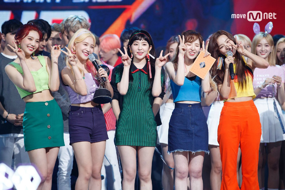 Happiness! The Official Red Velvet (레드벨벳) Thread - Page 7759