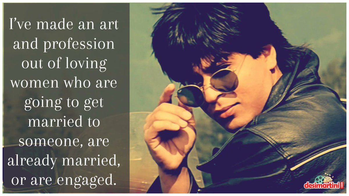 Tweeps, nothing like some quotes for #MondayMotivation from @iamsrk to beat those #MondayBlues!  #Bollywood #KingKhan #JHMS  #SRK<br>http://pic.twitter.com/qRecdfgGeL
