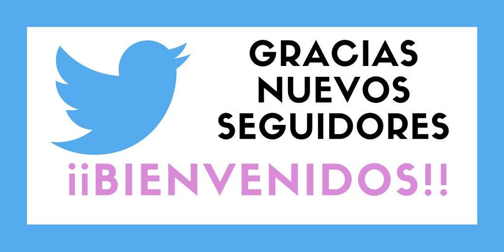 #Felizlunes Gracias a los nuevos #seguidores @UEValencia @CopMadrid @social_design @chihuahuasatan @alexa_saska https://t.co/qEvMrBUL7H