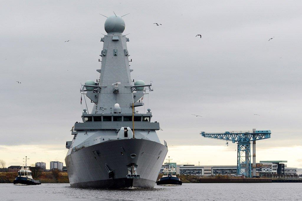 Кораблі НАТО з візитом прибули до порту Одеси