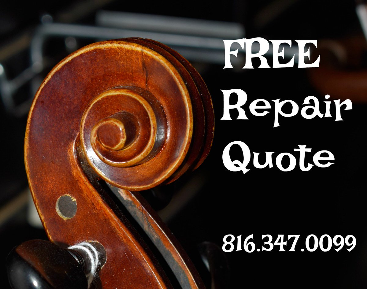 Beat the #BacktoSchool repair rush! FREE quote at 816.347.0099. #InstrumentRepair #Band #Orchestra #LeesSummit #ShiningLightMusic<br>http://pic.twitter.com/meHaybPrWs