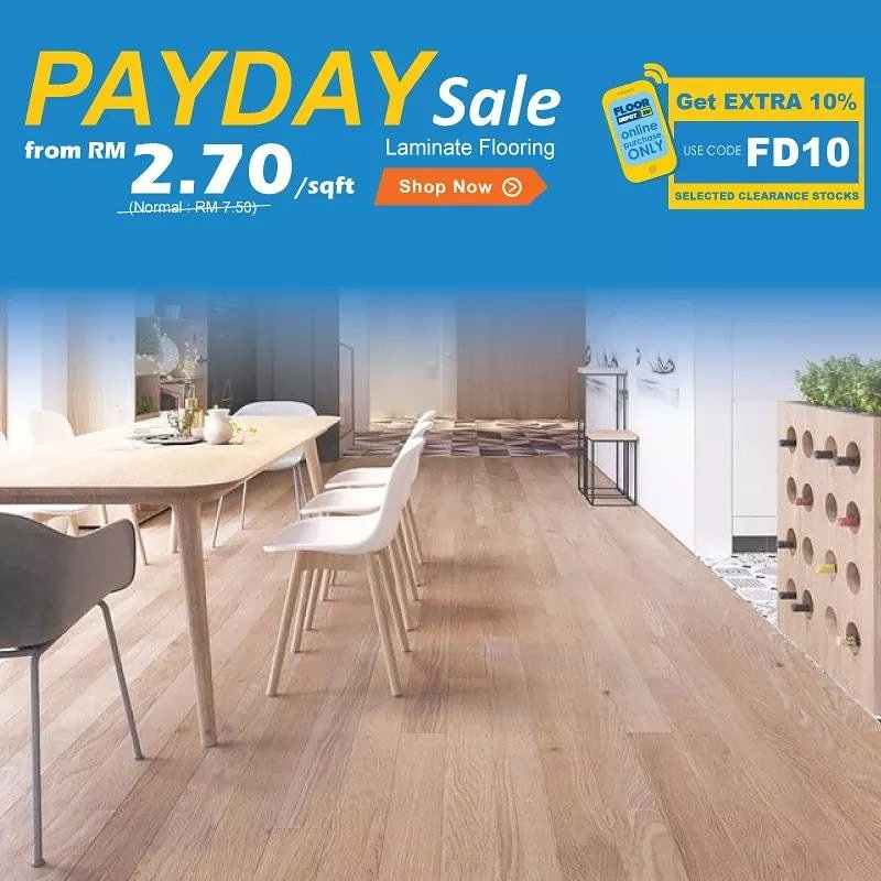 Floor Depot On Twitter Payday Sale Is Here Enjoy Extra 10 Off