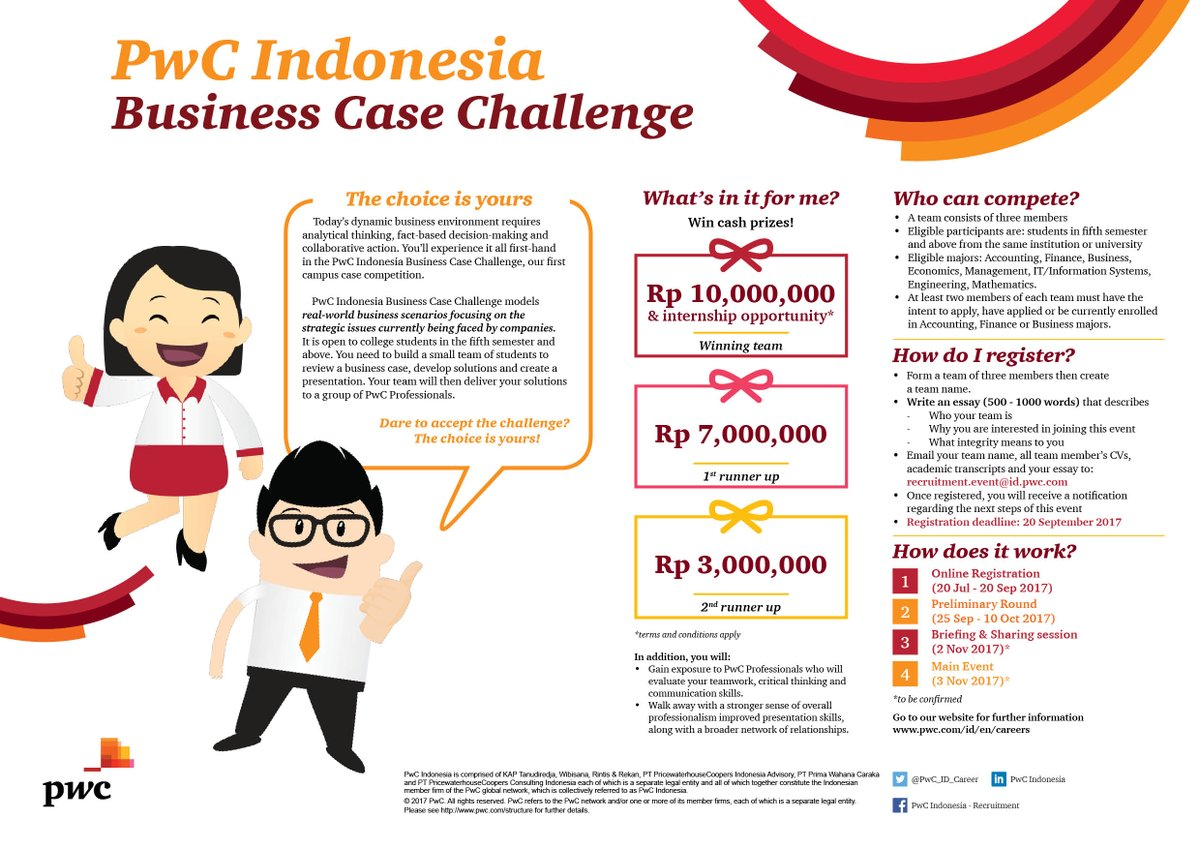 Pwc Indonesia Career On Twitter Pwc Will Held Our 1st Campus