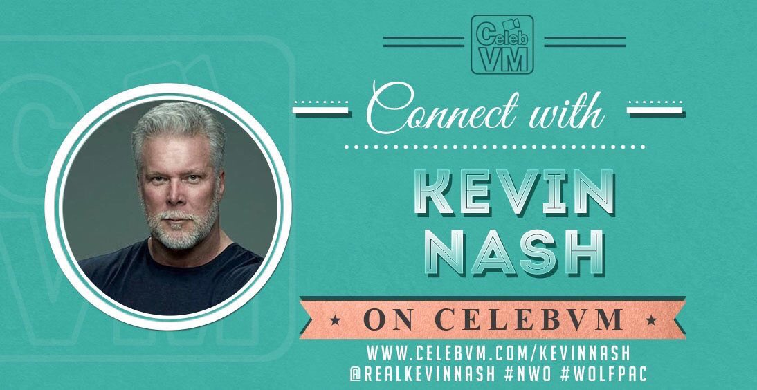 Get a personal video message from @RealKevinNash  http:// CelebVM.com/KevinNash  &nbsp;    #NWO #WWE #WCW #TNA #ECW #MagicMIKEXXL #WrestleMania #RoyalRumble<br>http://pic.twitter.com/sY0hEiQW2O