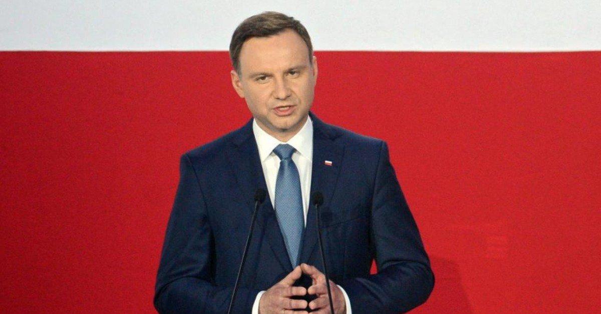 Polnischer Präsident Duda kündigt Veto gegen Justizreform an https://t.co/gY0Sx3td8F