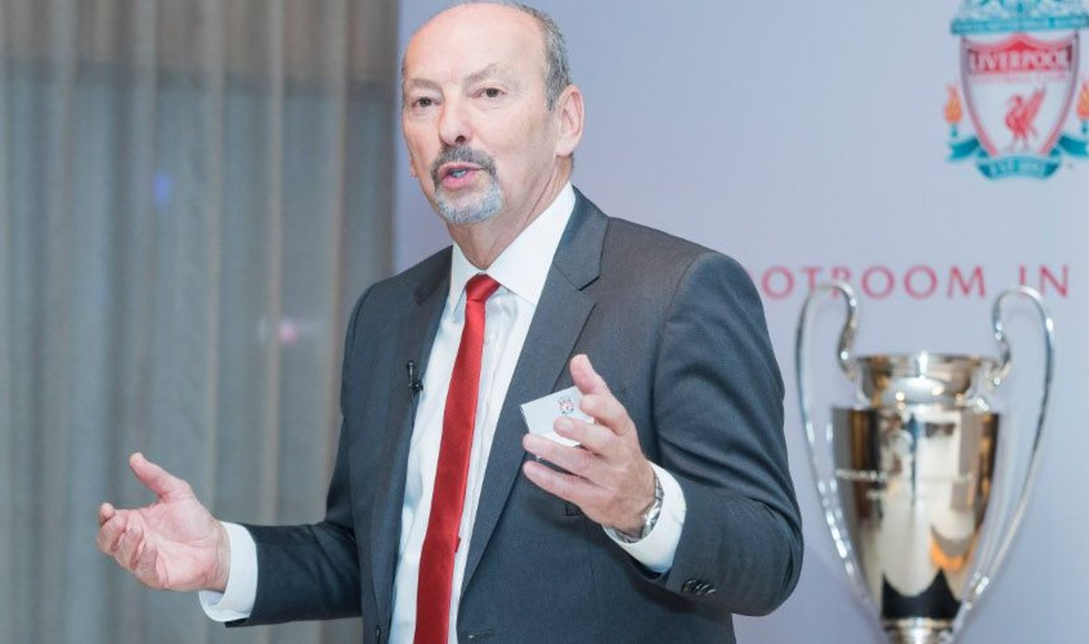 🇭🇰 #LFC CEO @PeterMooreLFC praises \'fantastic\' Hong Kong support: