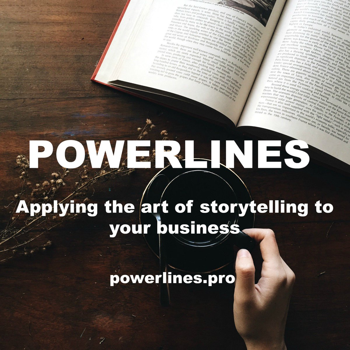 Vist our website:  http:// powerlines.pro  &nbsp;   to learn more! #storytelling #contentwriting <br>http://pic.twitter.com/xGT5jv2eUo