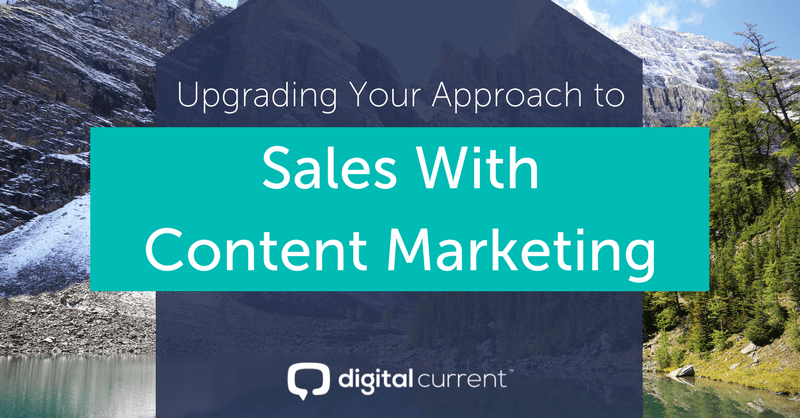 Upgrading Your Approach To #Sales With #ContentMarketing (by @BrianHonigman via @digitalcurrent) &gt;&gt;&gt;&gt;&gt;&gt;&gt;  http:// buff.ly/2okq1i9  &nbsp;  <br>http://pic.twitter.com/Th5IpWNvHi