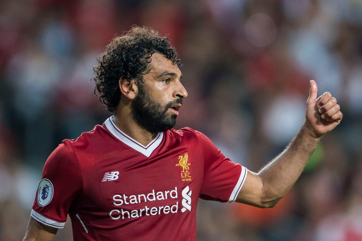 Salah y Coutinho combinando en pretemporada ⚽️👌  ¿Cuál es vuestro XI t...