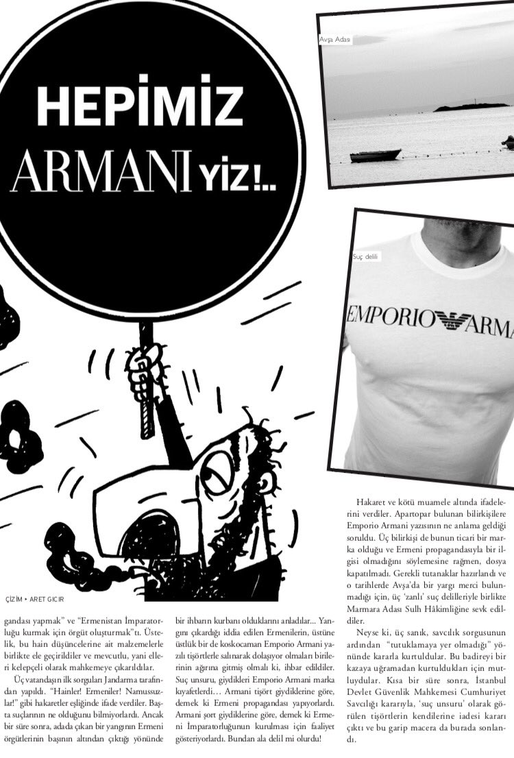 Armeniacın ne olduğunu biliyor musun 69