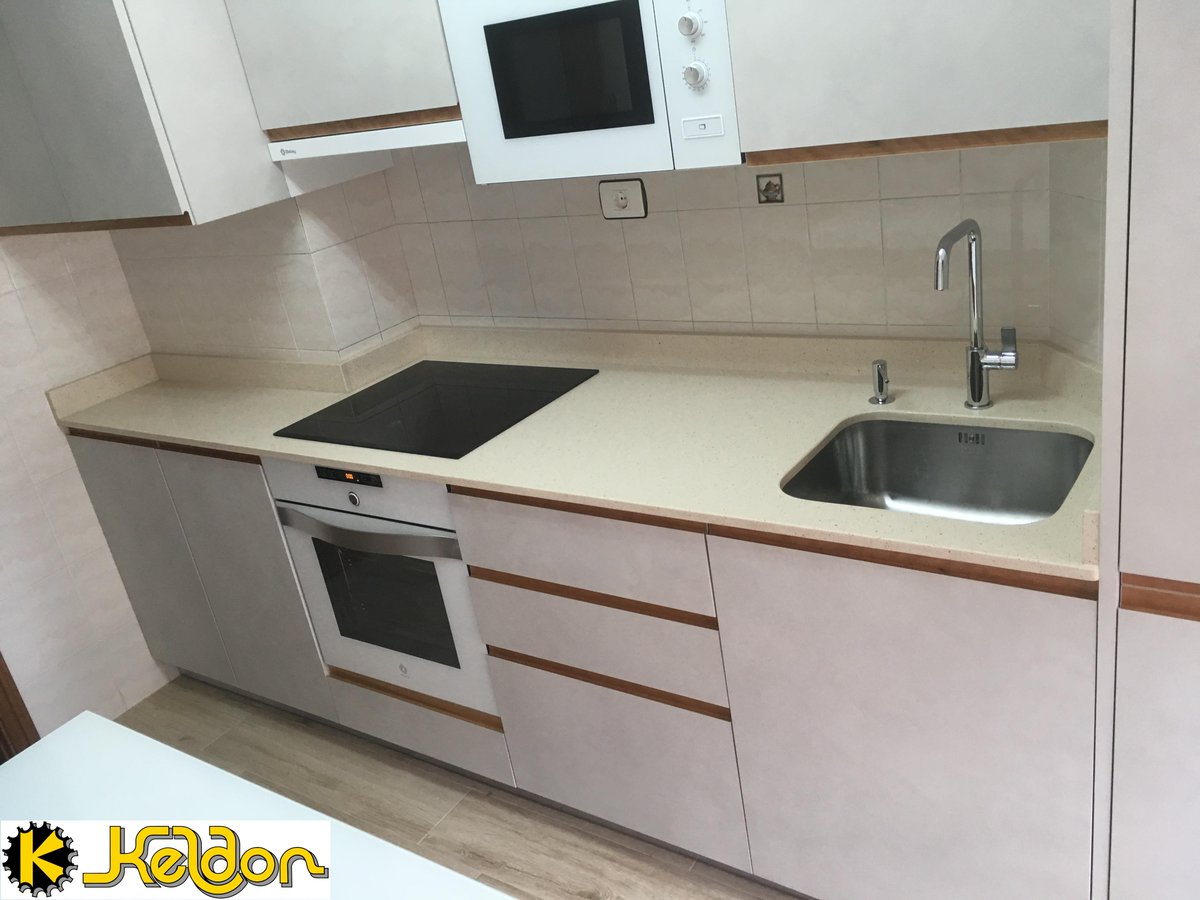 Cocinas Capri   Keldor S L On Twitter Electrodomesticos En Cristal Blanco De