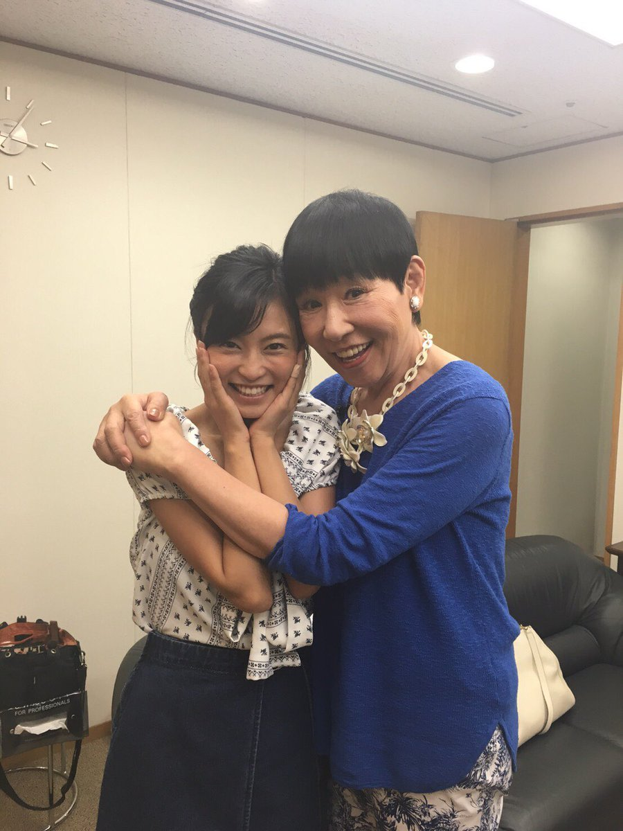 和田アキ子とかわいい小島瑠璃子