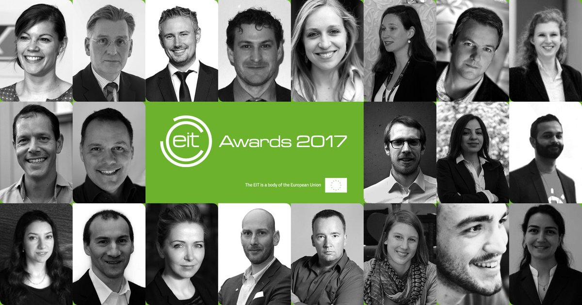 The #nominees for the #EITAwards 2017 have been announced! Check out the top #EU #entrepreneurs &amp; #innovations:  http:// bit.ly/EITawardsNews  &nbsp;  <br>http://pic.twitter.com/JhIFg0ZGaT