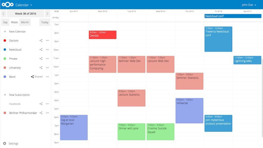 #Calendar #Contacts &amp; #Mail  great Nextcloud apps part of the #Groupware bundle  https:// nextcloud.com/blog/discover- nextcloud-groupware-app-bundle/ &nbsp; … <br>http://pic.twitter.com/bATCJ78n1i