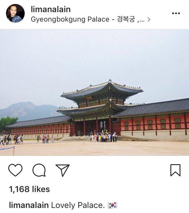 Nasa SoKor pala ang sisters. Miss mo na korea, kuting? 😋  #LaLunaSangreHinala ©