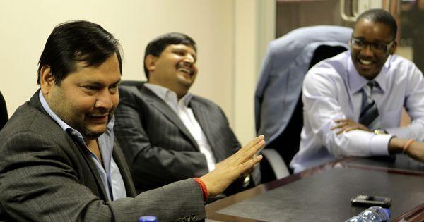 Les Gupta, la famille indienne qui fait trembler l'#Afrique du Sud https://t.co/qlEca9015o
