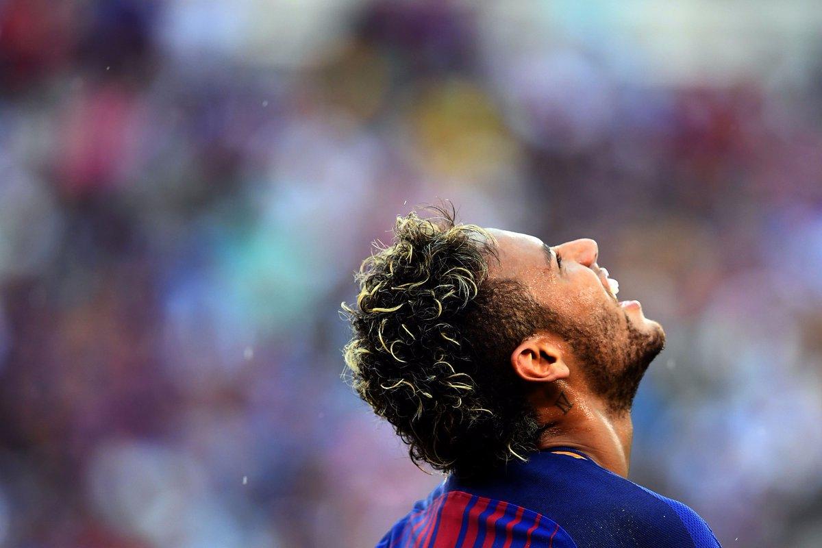 Neymar ha empezado fuerte la pretemporada ⚽️⚽️💪  ¿Cuántos goles marcar...