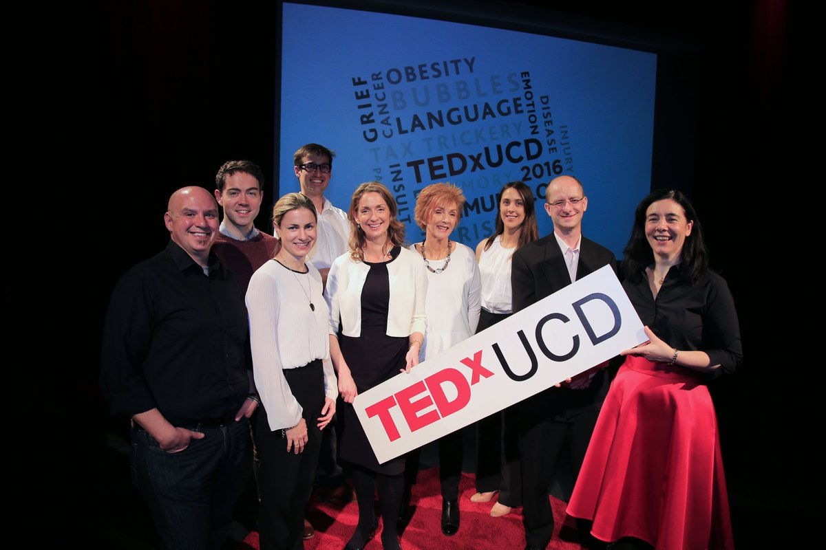 We have held a #TEDxUCD event annually since 2013 and our 40 talks have to date exceeded 325k views #impact  http://www. ucd.ie/innovation/new sevents/news/2017/july/tedxucdtalksexceed325kviews/ &nbsp; … <br>http://pic.twitter.com/CKYnKDp4bC