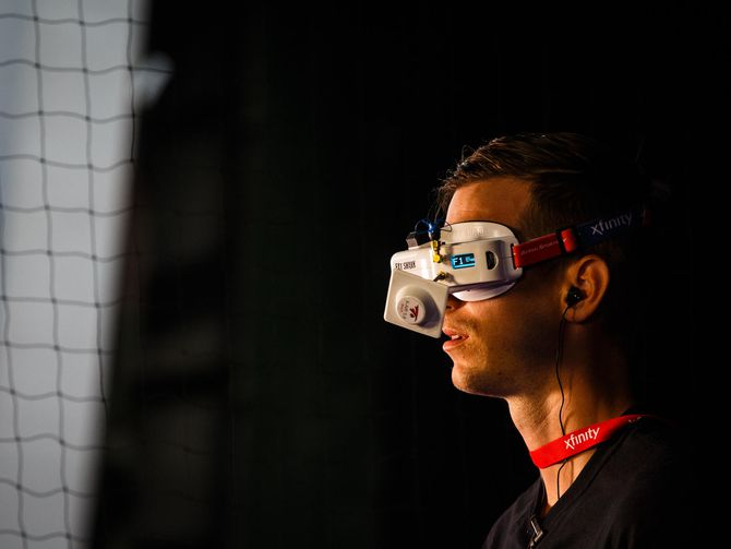 #Drone racing is a wild and crazy ride for big money on @CNET  https://www. cnet.com/pictures/racin g-drones-in-the-california-speed-challenge/ &nbsp; …  #drones<br>http://pic.twitter.com/9SbV0l152l