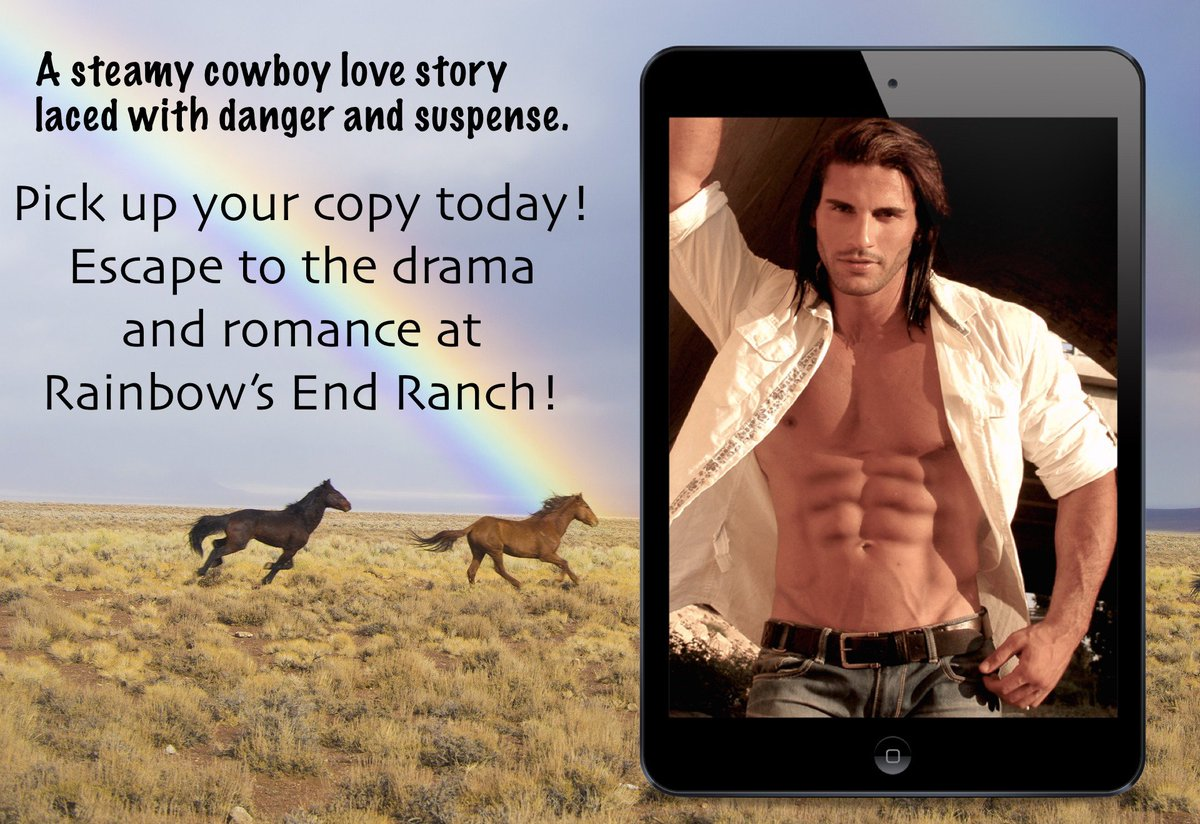 LOGAN: #COWBOY BODYGUARD A ranch hand finds himself dealing with a  lot more than just horses. #suspense #romance   http:// amzn.to/2tD82BC  &nbsp;  <br>http://pic.twitter.com/AUZpbpvoDH