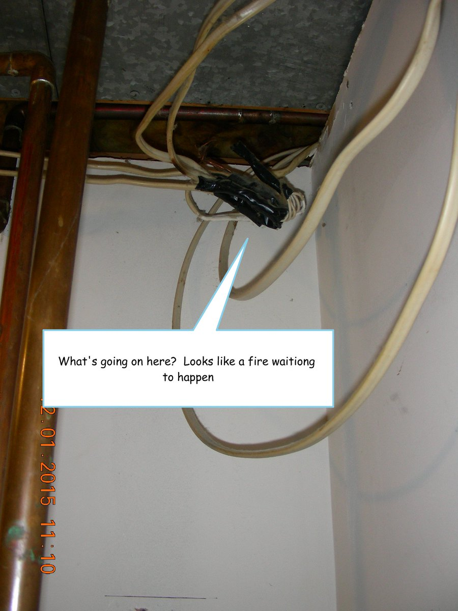 housewiring hashtag on Twitter