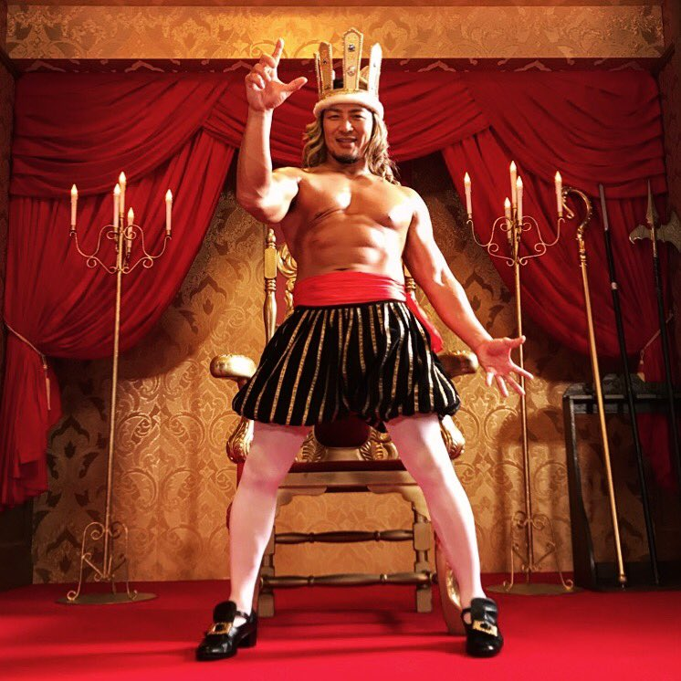 どうも #裸の王様 です( ̄(工) ̄)。 #nhk