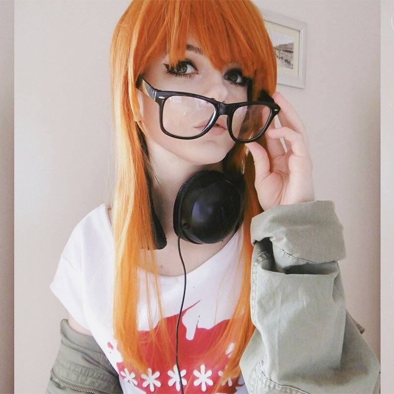 You&#39;ll Never See It Coming  Ready for Phantom Thieves call @theonlyVU  #wip #cosplay #Futaba  #Persona5 #Geek <br>http://pic.twitter.com/xCCeCD8pj1