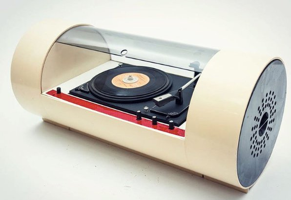 Take a look at the 15 most incredible Space Age record players: https:...