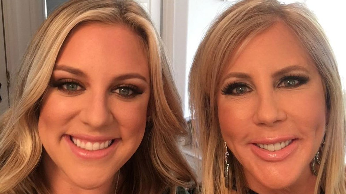 .@vgunvalson says 'it's time' for her daughter Briana Culberson to joi...