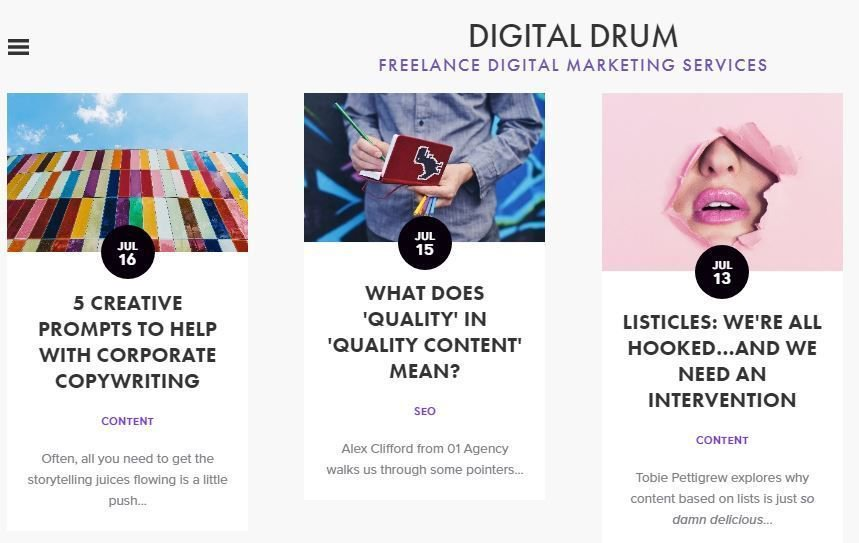 New stuff to read - HERE &gt;&gt;  http:// buff.ly/2tB31i8  &nbsp;   #lists #contentmarketing #contentwriting #contentcreation #SEO #qualitycontent #digital<br>http://pic.twitter.com/Q2XluET3si