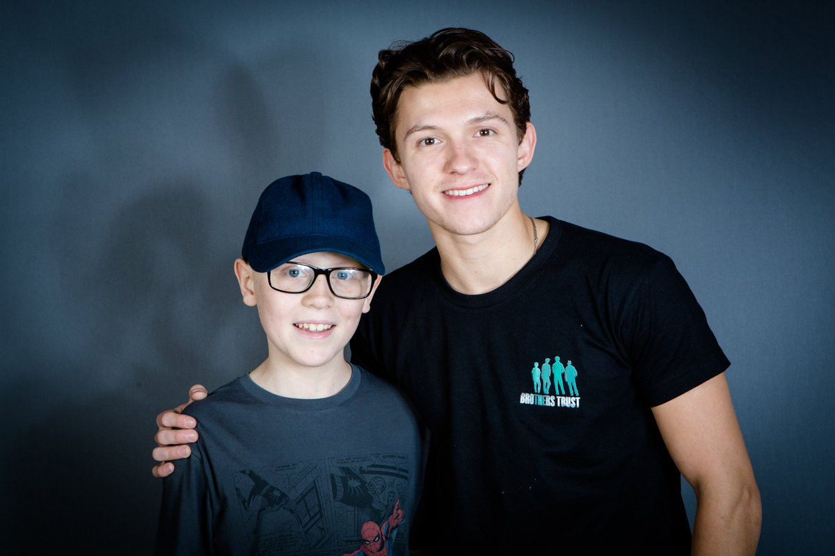 Momentum charity on twitter thank you to thebrotherstrust for the momentum charity on twitter thank you to thebrotherstrust for the exclusive tomholland1996 meet and greet and spiderman screening on sunday m4hsunfo