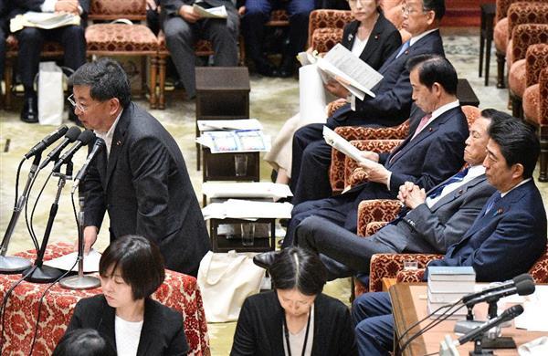【閉会中審査】非公表の加計文書、松野博一文科相が存在認める https://t.co/OFLId3M2Jx