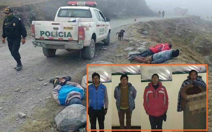 Puno: Salvajes torturan y queman vivo a un campesino delante de su hija de solo tres años