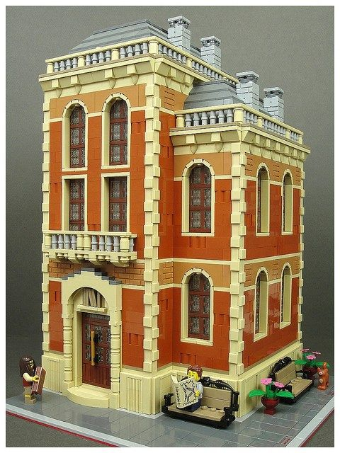&quot;Without libraries what have we? We have no past and no future&quot; -#lego by Maxim Baybakov  #iamalibrarian     http:// buff.ly/2uo0kxk  &nbsp;  <br>http://pic.twitter.com/SobqueKYYZ