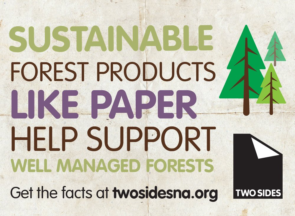 Our newsletter is in #PRINT! Get your copy and learn key #paperfacts about sustainability  http:// ow.ly/FPy230dQLXR  &nbsp;  <br>http://pic.twitter.com/fdVyDO3jCx