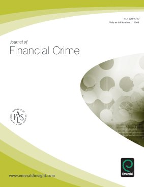 Journal of #Financial #Crime improves its 2016 #CiteScore to 0.55 ranked 55/183 in #Econ #Econometrics #Fin category  http:// bit.ly/2tbSB7g  &nbsp;  <br>http://pic.twitter.com/0yX5jNeZv9