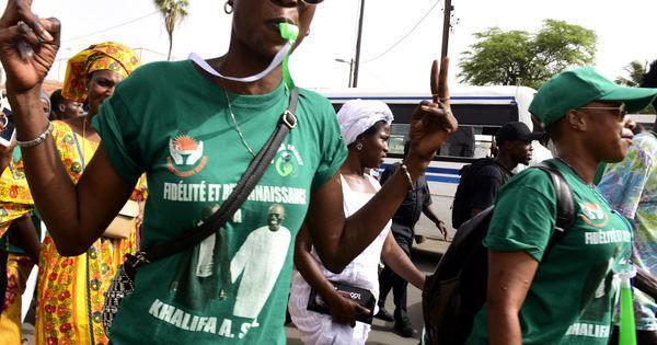 #Sénégal: Khalifa Sall, une campagne en prison https://t.co/w8aEA0vcOB