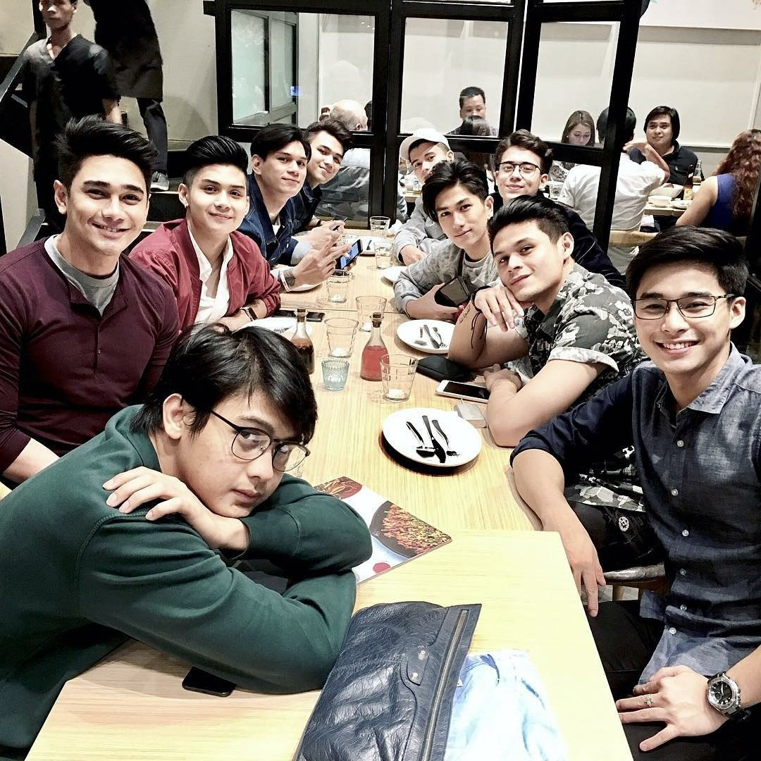 Different looks and personalities but united to make madlang people kilig and happy!  (insert ronnie)  - #Luke ig <br>http://pic.twitter.com/SrIkZ3shoJ