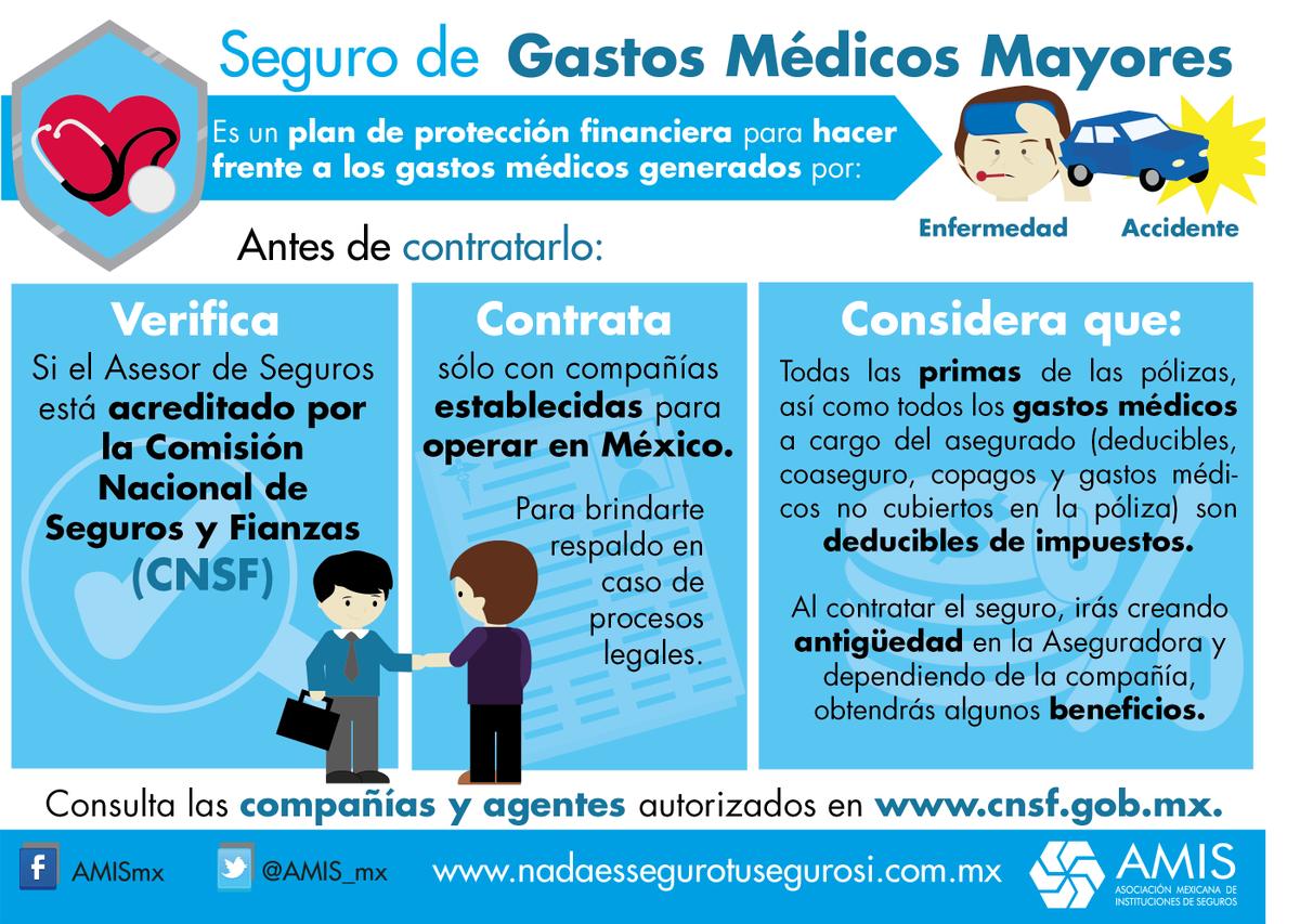 Estos son 3 puntos clave a considerar antes de adquirir un #SeguroMédico... https://t.co/V48njcjTBQ