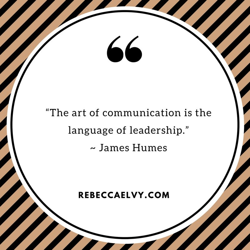 """""""The art of communication is the language of leadership."""" – James Humes #deliberate #leadership #communication #quote<br>http://pic.twitter.com/rAWbICJ5W7"""