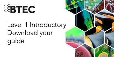 Download your introductory guide to the #BTECL1Introductory #qualifications #vocational #BTEC  http:// pear.sn/4ewX30dRkI7  &nbsp;  <br>http://pic.twitter.com/CUJnwotvXK